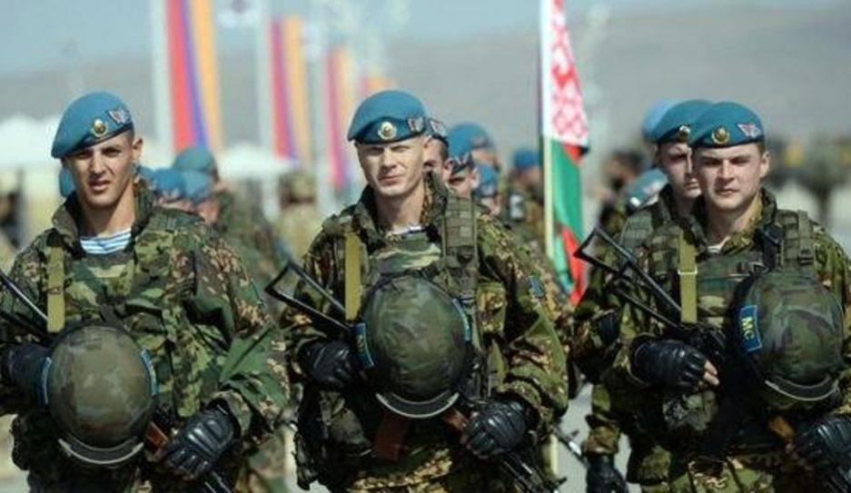 Белорусские военные примут участие в параде к 75-летию Победы в Москве