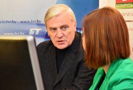 Онлайн-конференция с первым заместителем генерального директора Национального академического Большого театра оперы и балета Республики Беларусь Владимиром Рылатко