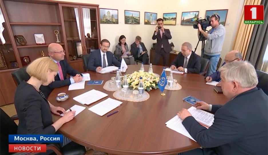 ОБСЕ и ОДКБ договорились вывести сотрудничество на новый уровень АБСЕ і АДКБ дамовіліся вывесці супрацоўніцтва на новы ўзровень OSCE and CSTO agree to bring cooperation to new level