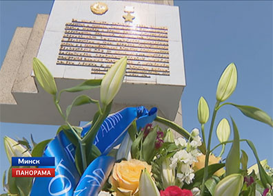 Белорусы сегодня отметили Первомай  Беларусы сёння адзначылі Першамай  Belarus celebrates International Workers' Day