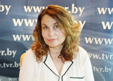 Онлайн-конференция с директором представительства Международного детского фонда в Республике Беларусь