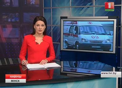 В Смолевичском районе столкнулись две машины У Смалявіцкім раёне сутыкнуліся дзве машыны