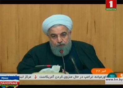 В Иране шестые сутки не утихает уличное противостояние У Іране шостыя суткі не сціхае вулічнае супрацьстаянне