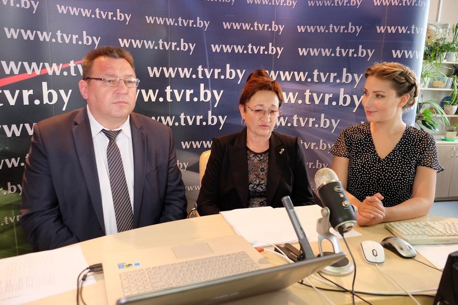 Онлайн-конференция  с заместителем Министра здравоохранения Вячеславом Шило. Фото 2