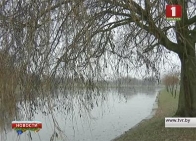 Зима продолжает удивлять белорусов климатическими аномалиями Зіма працягвае здзіўляць беларусаў кліматычнымі анамаліямі