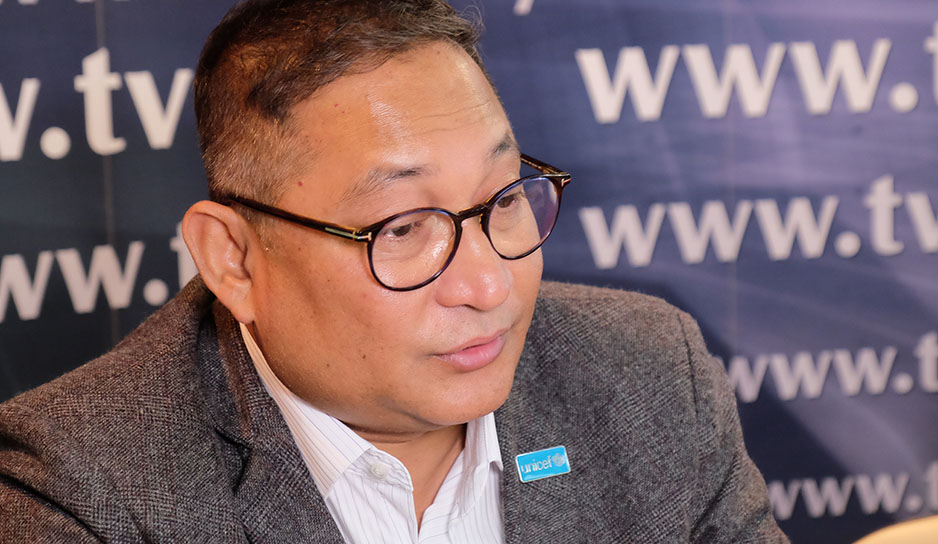 Представитель ЮНИСЕФ в Республике Беларусь Рашед Мустафа Сарвар