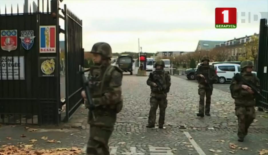 Франция отправит в Эстонию танки и военных Францыя адправіць у Эстонію танкі і вайскоўцаў