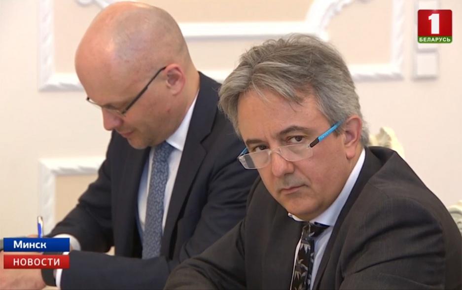Европейский банк реконструкции и развития в этом году собирается установить рекорд по инвестициям в белорусскую экономику Еўрапейскі банк рэканструкцыі і развіцця сёлета збіраецца ўстанавіць рэкорд па інвестыцыях у беларускую эканоміку EBRD planning record investment amount in Belarusian economy this year