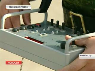 Белорусские войска связи отмечают профессиональный праздник Беларускія войскі сувязі адзначаюць прафесійнае свята