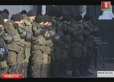 В Киеве протестуют вкладчики обанкротившихся банков  У Кіеве пратэстуюць укладчыкі збанкрутаваных банкаў