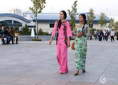 В Ашхабаде завершились V Азиатские игры. Фоторепортаж
