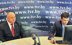 Онлайн-конференция со старшим тренером национальной сборной Беларуси по тяжелой атлетике Виктором Шилаем