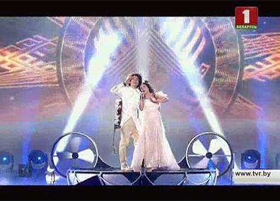 Евровидение 2017. Выступление в полуфинале