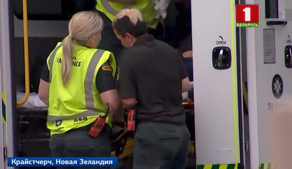 В Новой Зеландии после стрельбы в мечетях продолжается спецоперация У Новай Зеландыі пасля страляніны ў мячэцях працягваецца спецаперацыя