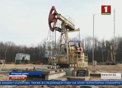 В стране открыто два новых месторождения нефти У краіне адкрыты два новыя радовішчы нафты Two new oil fields discovered in Belarus