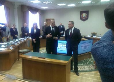 Подписано соглашение о сотрудничестве между МИД Республики Беларусь  и НАН  Беларуси