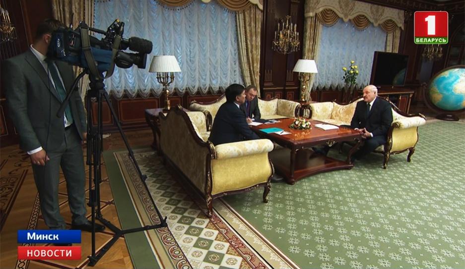 Как вывести отношения Минска и Нур-Султана на новый качественный уровень, говорили во Дворце Независимости Як вывесці адносіны Мінска і Нур-Султана  на новы якасны ўзровень  гаварылі сёння ў Палацы Незалежнасці  Bringing mutual relations of Minsk and Nur-Sultan to new qualitative level