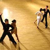 Онлайн-конференция с организаторами Международного турнира по спортивным бальным танцам Андреем Сабанским и Людмилой Цыркун