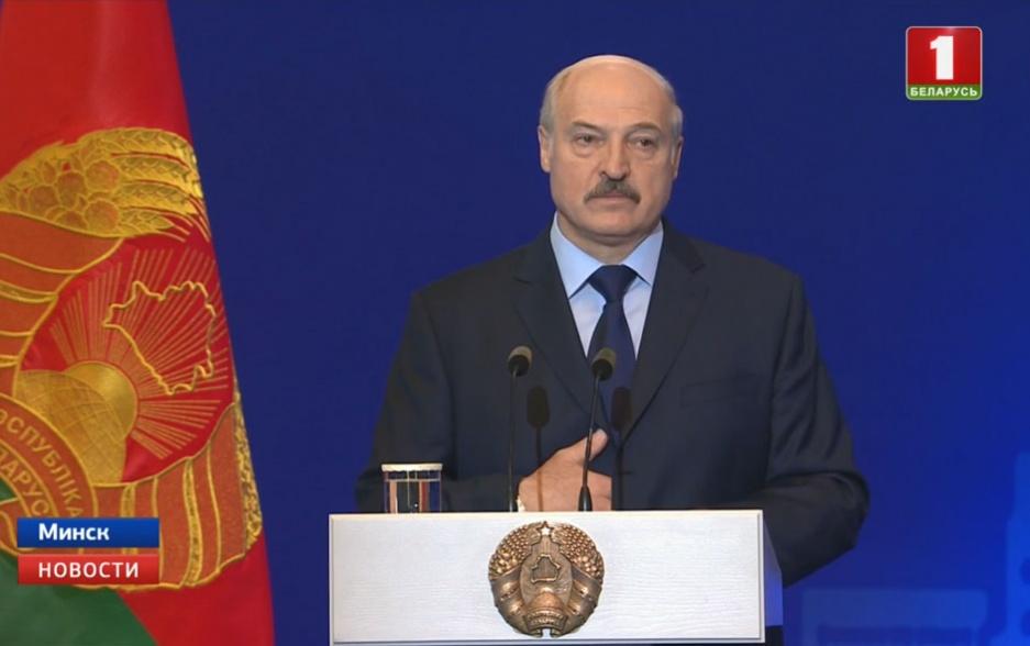 Александр Лукашенко: Планета близко подошла к пропасти серьезного конфликта Аляксандр Лукашэнка: Планета блізка падышла да прорвы сур'ёзнага канфлікту Alexander Lukashenko: world standing on brink of serious global conflict