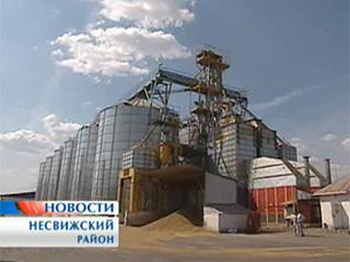Массовая уборка зерновых завершена Масавая ўборка збожжавых завершана