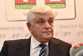 Онлайн-конференция с Председателем Минского областного исполнительного комитета Борисом Батурой