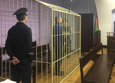 Суд приговорил Андрея Жукова к 5 годам лишения свободы