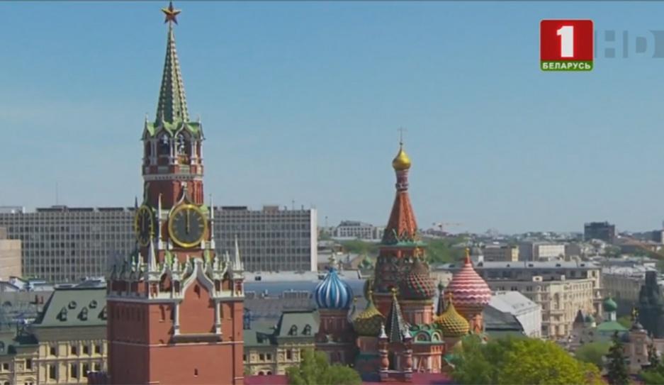 Россияне сегодня отмечают один из главных государственных праздников Расіяне сёння адзначаюць адно з галоўных дзяржаўных святаў