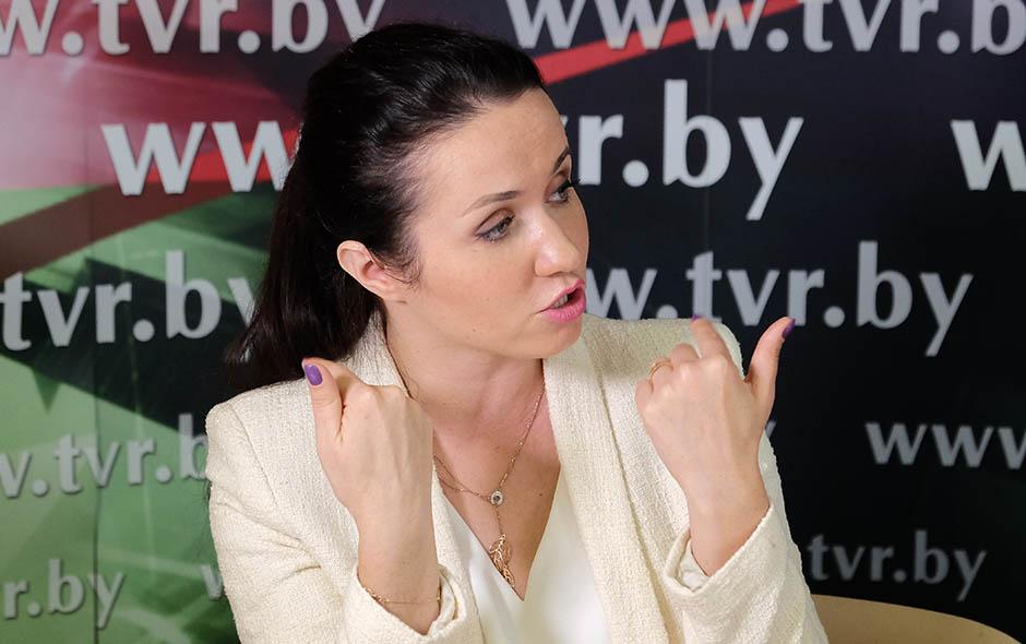 """Диана Мардас, врач акушер-гинеколог 5-й городской клинической больницы, руководитель проекта """"Pro"""""""