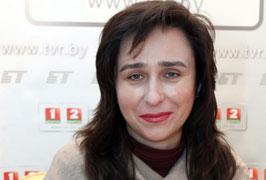 Онлайн-конференция с директором Центра визуальных и исполнительских искусств Анжеликой Крашевской