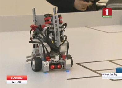 Финал республиканского конкурса Hi-Tech прошел в столице Фінал рэспубліканскага конкурсу Hi-Tech прайшоў у сталіцы