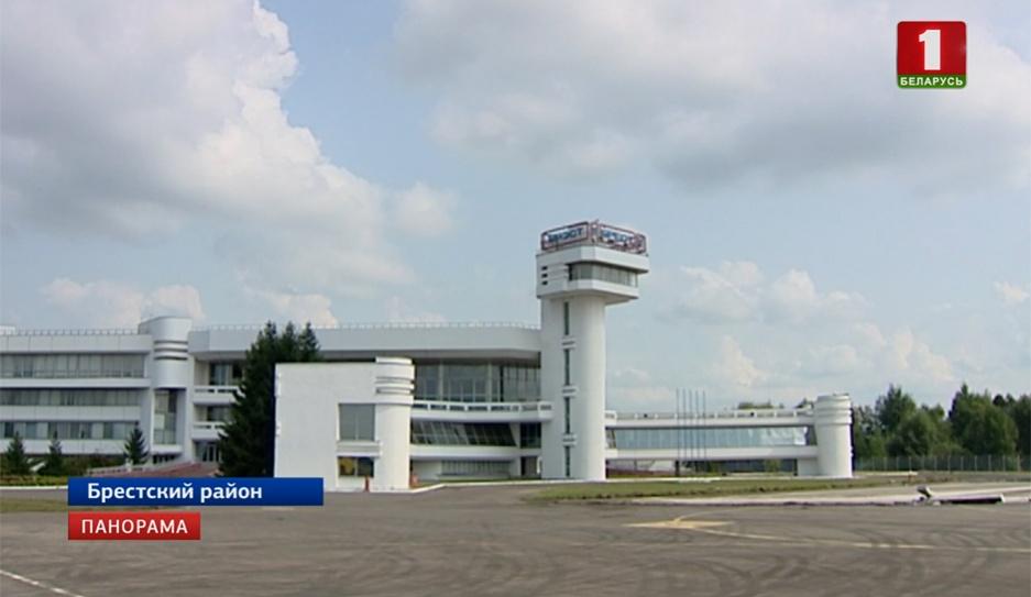 Завершается реконструкция в брестском аэропорту  Завяршаецца рэканструкцыя ў брэсцкім аэрапорце  Reconstruction in Brest Airport about to finish