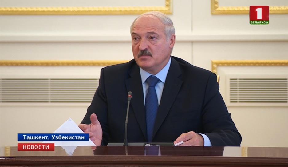 Беларусь готова создавать предприятия в Узбекистане, делиться опытом и технологиями Беларусь гатовая ствараць прадпрыемствы ва Узбекістане, дзяліцца вопытам і тэхналогіямі