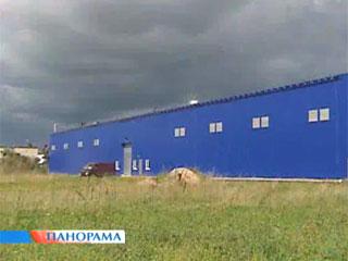 Картофелехранилище в Вороновском районе превратилось в долгострой Бульбасховішча ў Воранаўскім раёне ператварылася ў даўгабуд