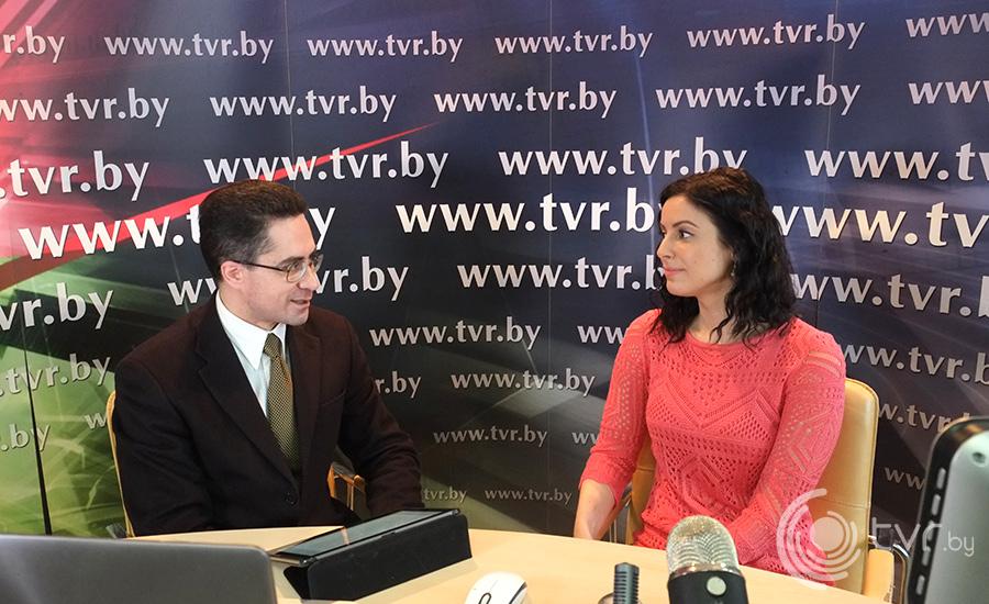 Онлайн-конференция с Дмитрием Мирончиком