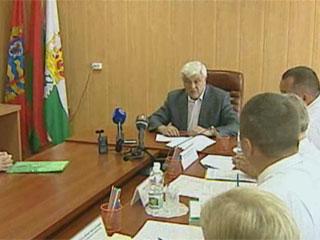 Борис Батура провел выездной прием в городе Березино Барыс Батура правёў выязны прыём у горадзе Беразіно