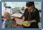 Основательница Международного детского фонда Лариса Ивашкевич