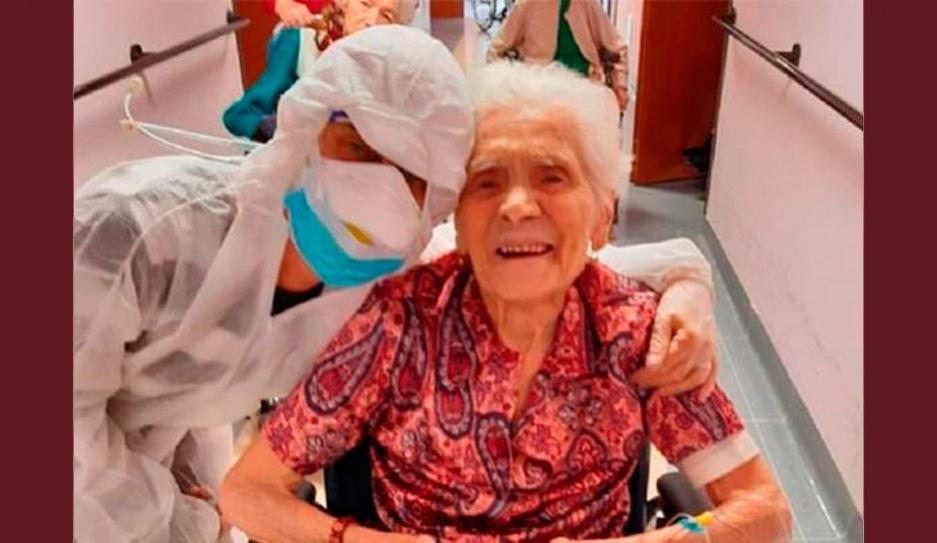 104-летняя женщина из Италии вылечилась от коронавируса