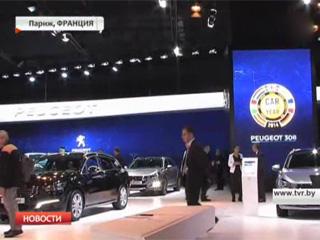 Peugeot и Citroen будут собирать в Беларуси Peugeot і Citroen будуць збіраць у Беларусі