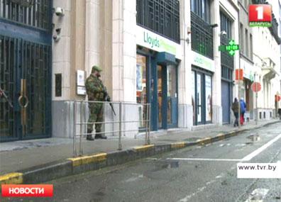 Европа усиливает меры безопасности  Еўропа ўзмацняе меры бяспекі