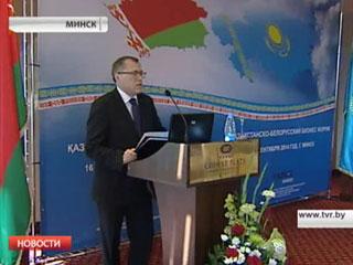 Беларусь и Казахстан планируют увеличить товарооборот в два  раза Беларусь і Казахстан плануюць павялічыць тавараабарот у два  разы Belarus and Kazakhstan to double trade turnover