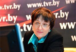 Онлайн-конференция с начальником отдела медицинской помощи матерям и детям Министерства здравоохранения Беларуси Людмилой Легкой