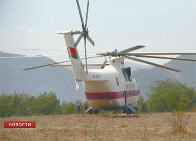 Авиационные подразделения МЧС начали космический мониторинг пожаров в экосистемах Авіяцыйныя параздзяленні МНС пачалі касмічны маніторынг пажараў у экасістэмах