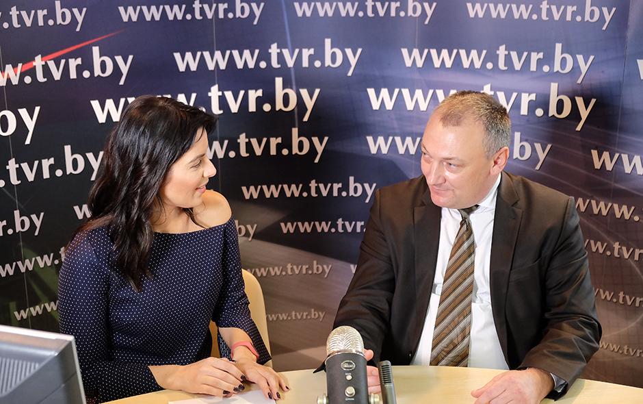 Онлайн-конференция с генеральным директором УП Киновидеопрокат