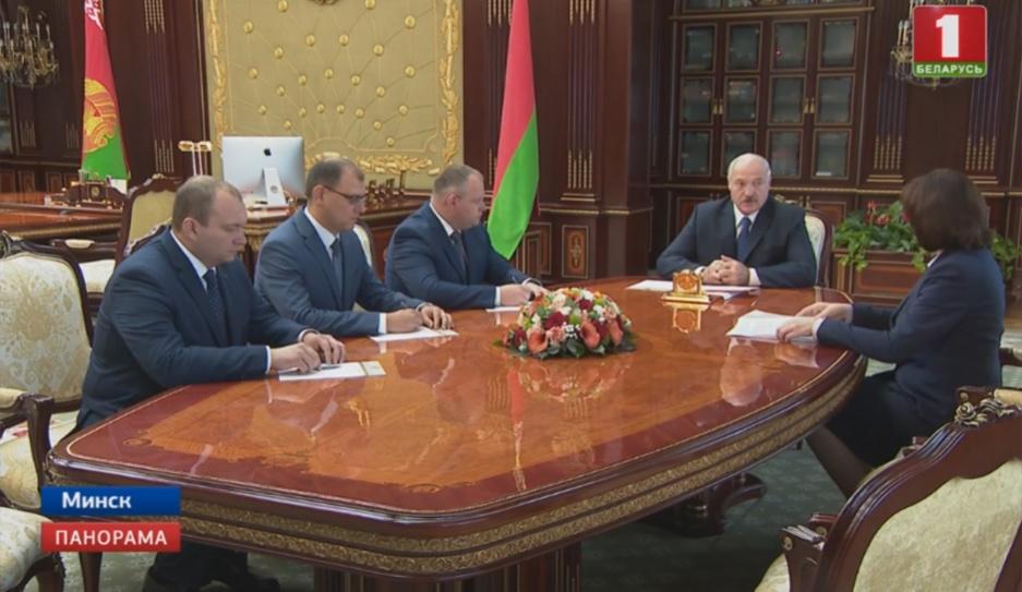 Принимая кадровые решения,  Александр Лукашенко подчеркивает: важны результат, дисциплина и профессионализм Прымаючы кадравыя рашэнні,  Аляксандр Лукашэнка падкрэслівае: важныя вынік, дысцыпліна і прафесіяналізм