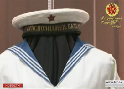 В Гродненском областном кадетском училище открыли музей армии У Гродзенскім абласным кадэцкім вучылішчы адкрылі музей арміі