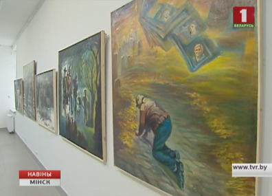 В галерее  Савицкого  открылась новая экспозиция  У галерэі Савіцкага адкрылася новая экспазіцыя