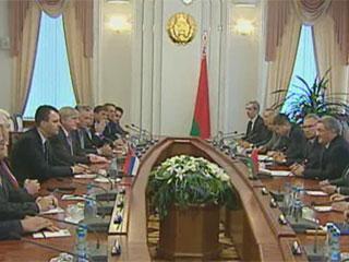Беларусь и Сербия готовы серьезно нарастить товарооборот Беларусь і Сербія гатовыя сур'ёзна нарасціць тавараабарот Belarus and Serbia ready to build up commodity turnover