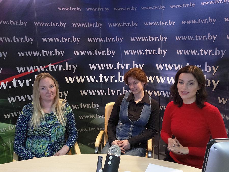 Онлайн-конференция с кузнецом Оксаной Кирилюк и директором автошколы Еленой Босяковой