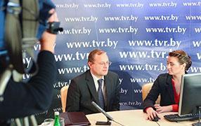 Онлайн-конференция с заместителем министра жилищно-коммунального хозяйства Беларуси Анатолием Шагуном