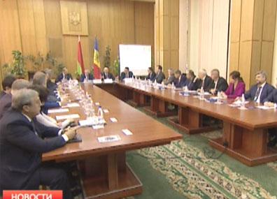 Бизнес-партнерство Беларуси и Молдовы выходит на новый уровень Бізнес-партнёрства Беларусі і Малдовы выходзіць на новы ўзровень Belarus-Moldova business partnership enters new level